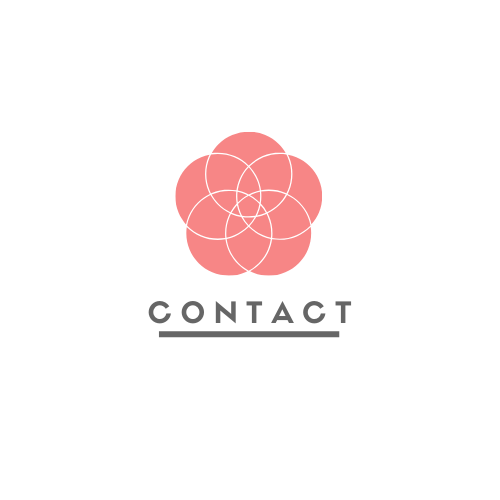 Contact (image of five circles forming a rose)