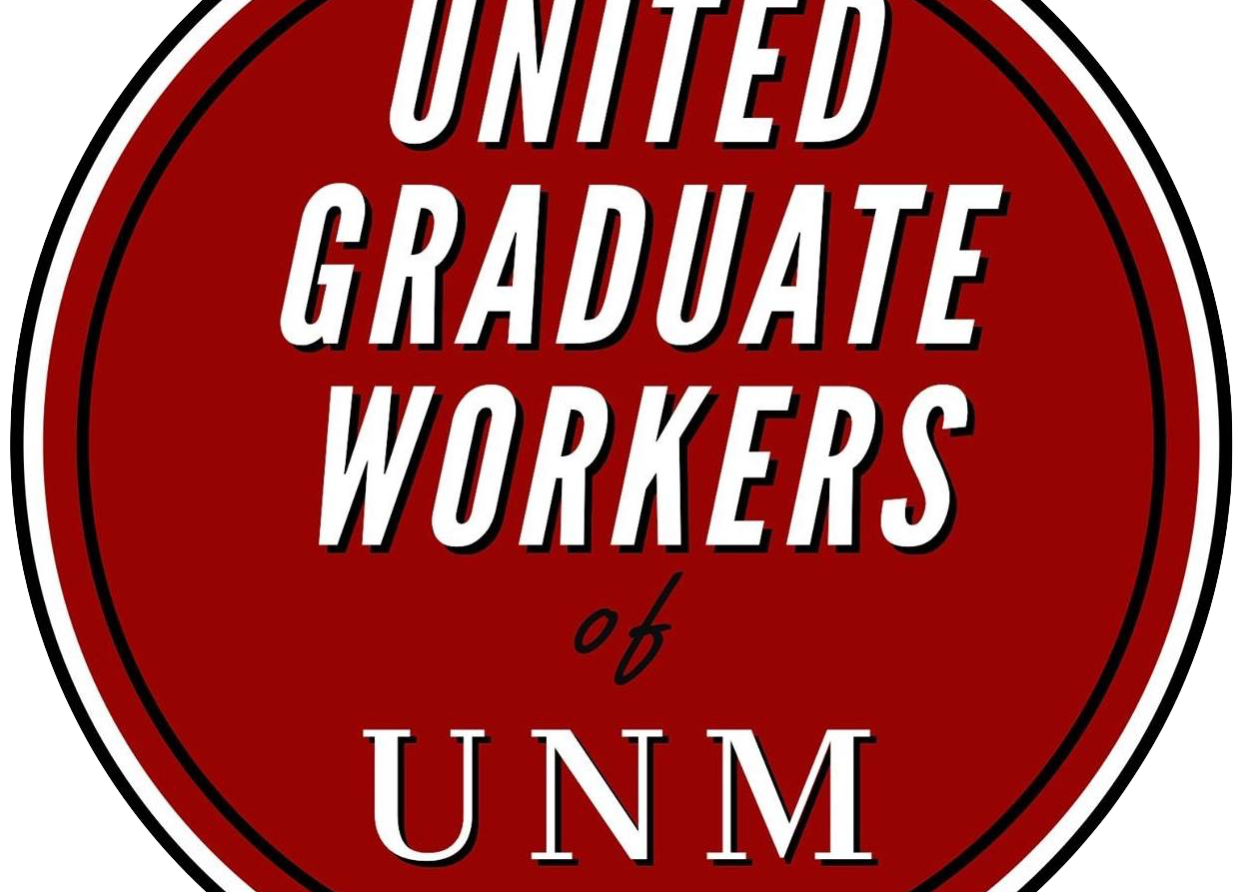 United Graduate Workers of University of New Mexico Logo